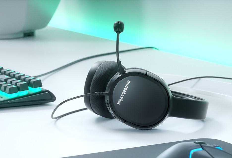 Słuchawki SteelSeries Arctis 1 - to samo brzmienie w niższej cenie
