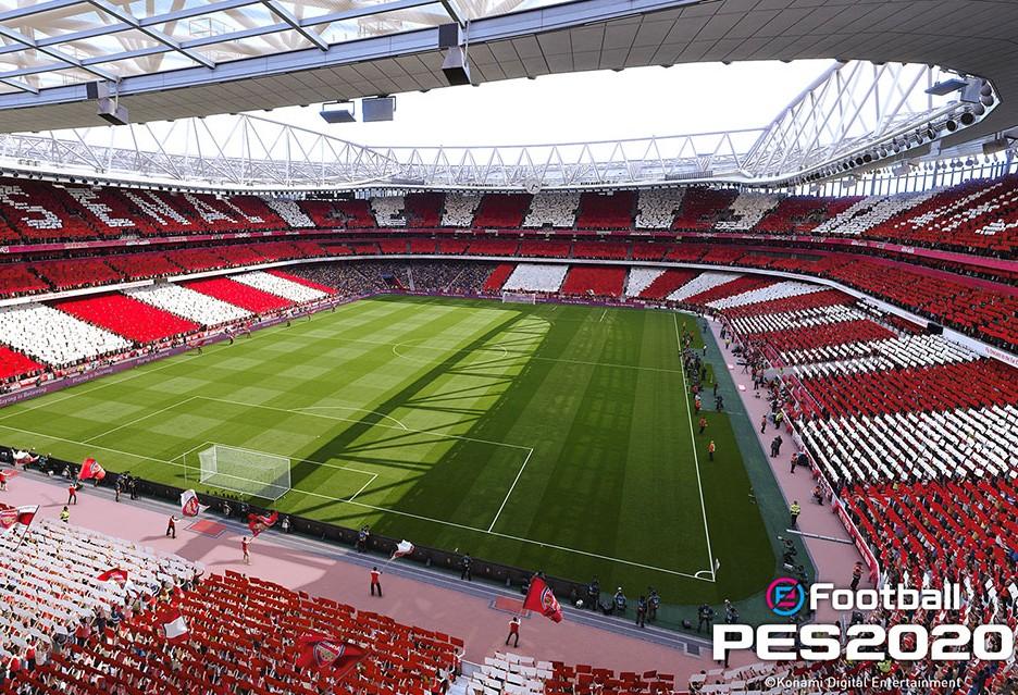 eFootball PES 2020 zapowiedziane - zwiastun i gameplay