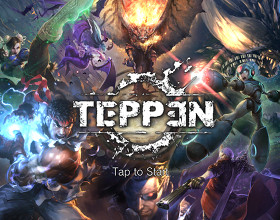Teppen - karcianka z bohaterami Devil May Cry, Street Fighter i Resident Evil