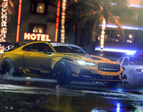 Need for Speed: Heat - gameplay prosto z Gamescom 2019
