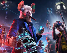 Watch Dogs Legion i inne gry Ubisoftu na PGA 2019
