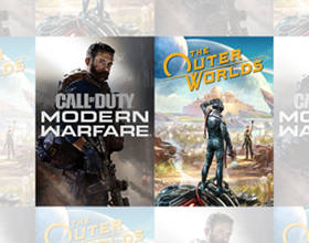 Co wspólnego mają gry Call of Duty: Modern Warfare i The Outer Worlds?