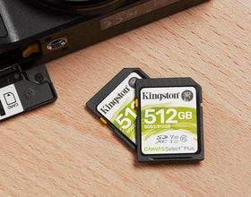 512 GB w microSD - Kingston prezentuje karty pamięci Canvas Select Plus
