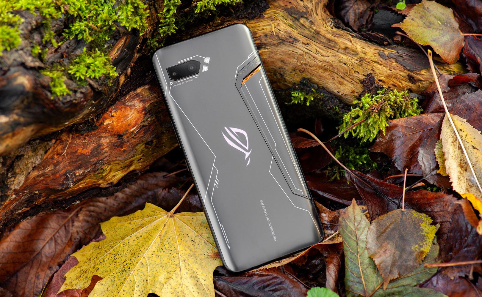 Smartfon dla hardkorów - Asus ROG Phone 2