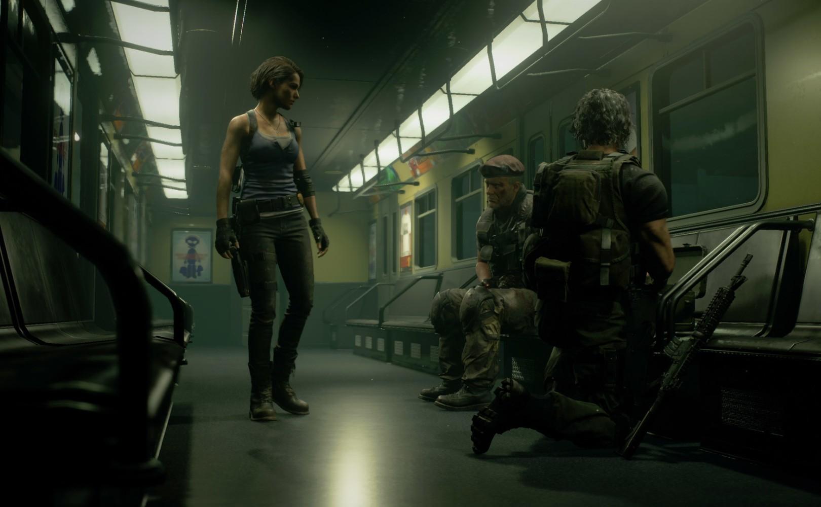 Nowy Resident Evil 3 już dostępny. Wygląda na to, że warto zagrać
