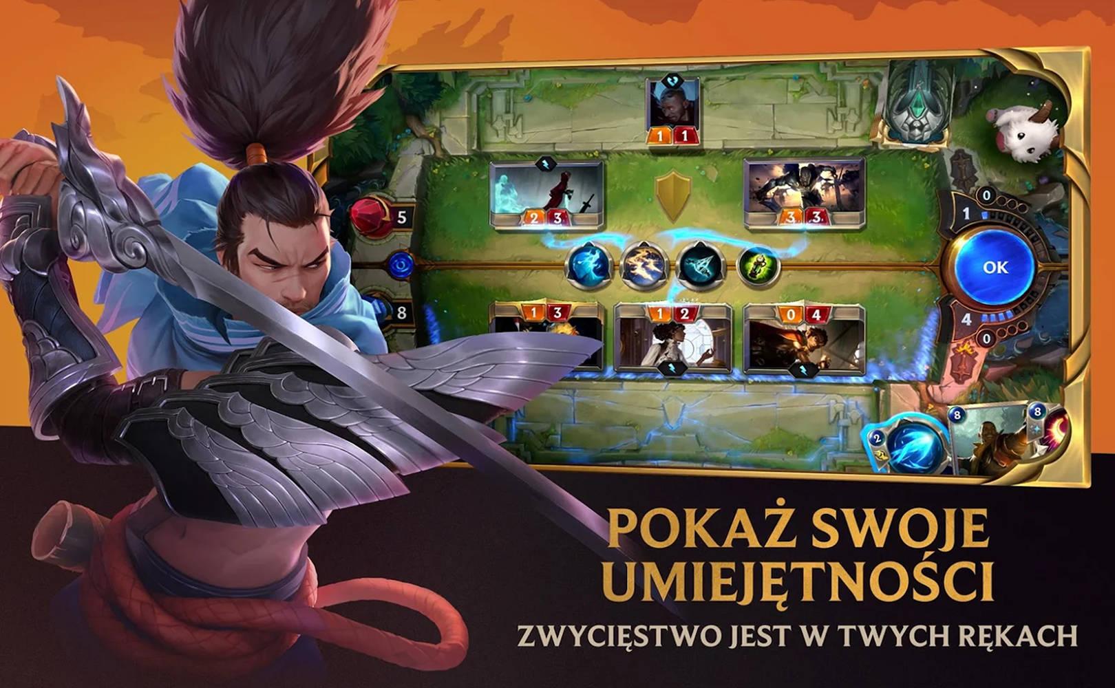 Zagraj W Karty Z Bohaterami Lol A Legends Of Runeterra Z Data Premiery