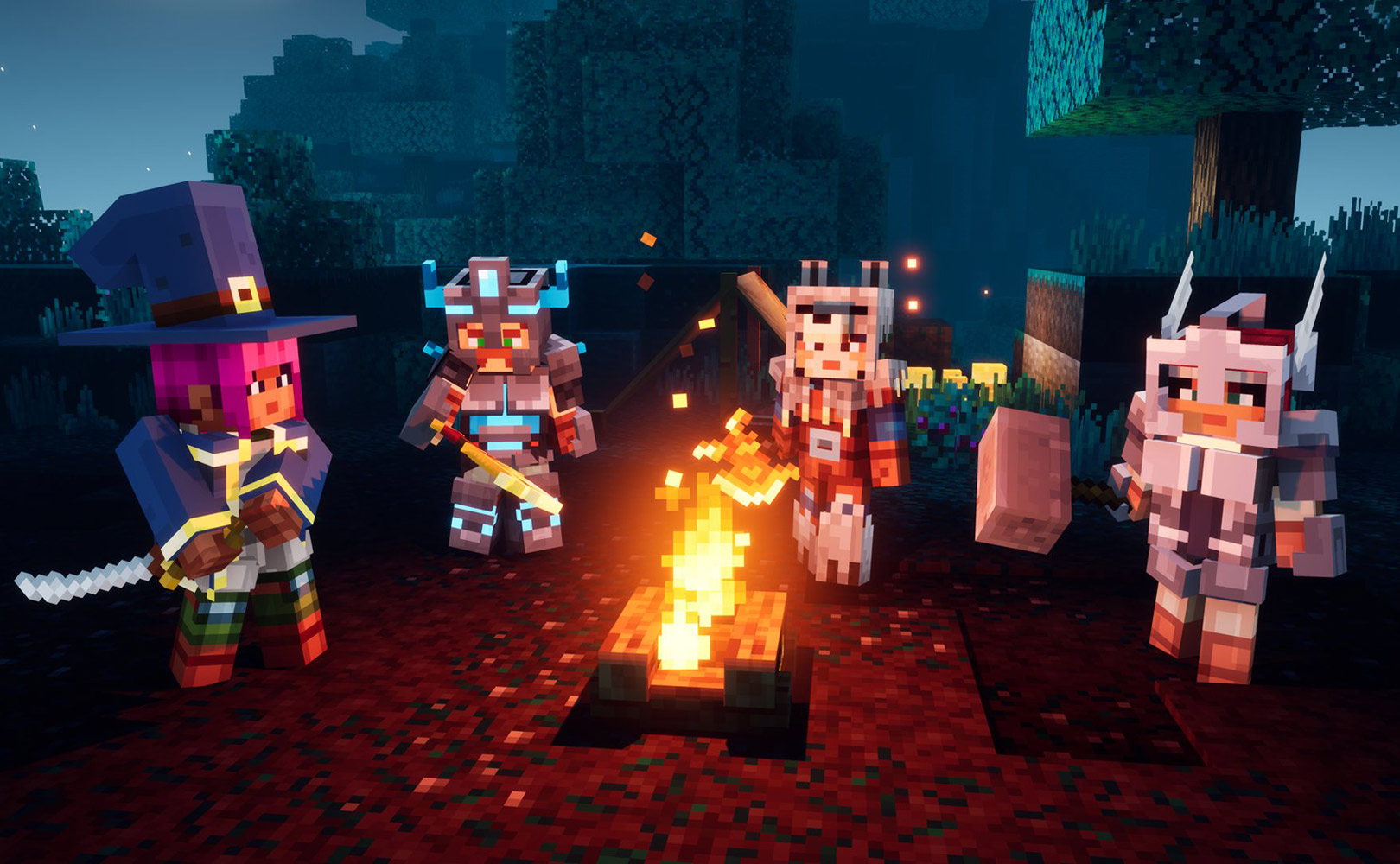 Czekacie na Diablo IV? No to doczekaliście się... Minecraft: Dungeons - recenzja