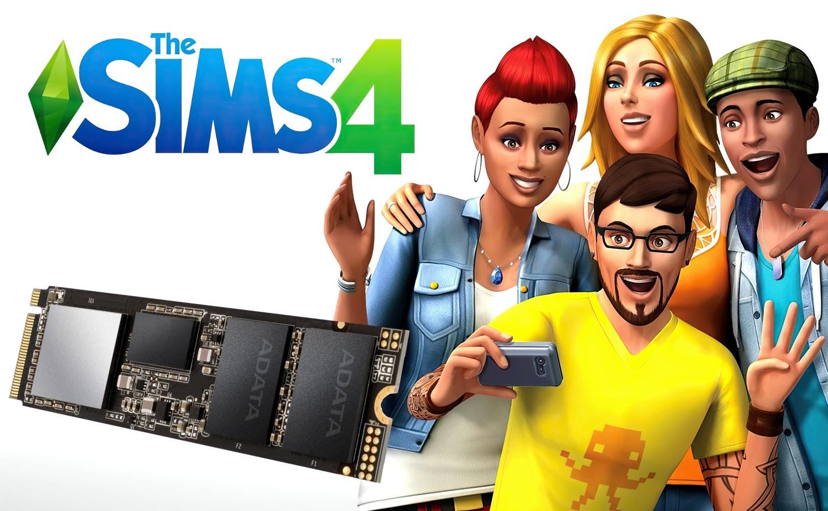 Sims poate câștiga și pierde în greutate în Sims 4