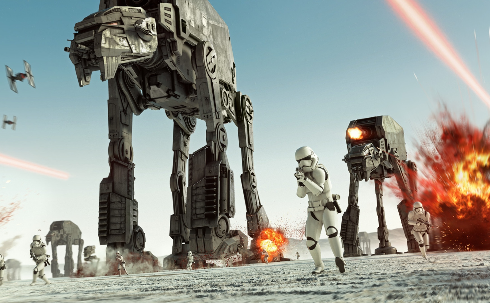 Star Wars: Battlefront II za darmo na Epic Games Store