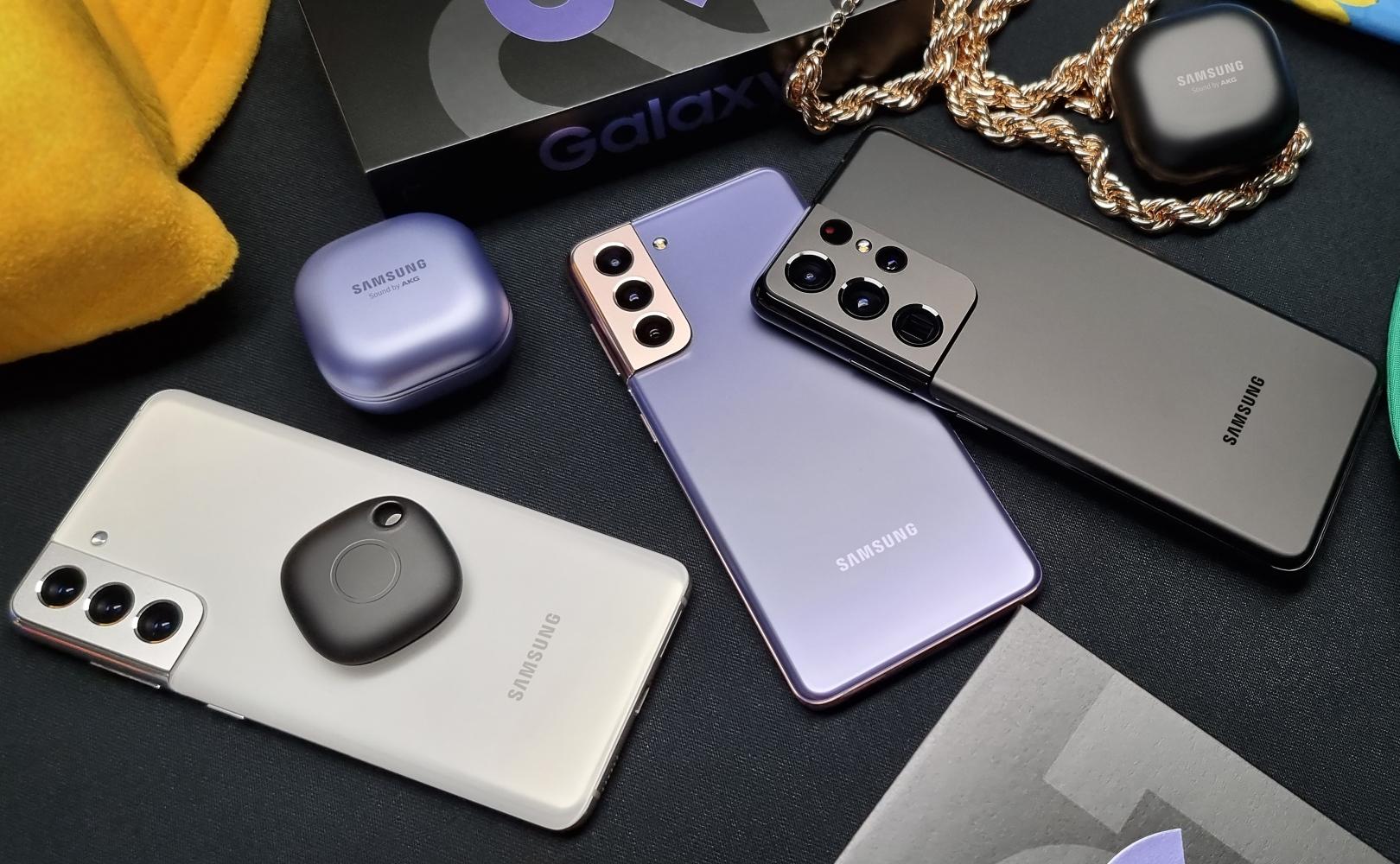 Oto polskie ceny smartfonów Galaxy S21, tych bez słuchawek i ładowarek w zestawie