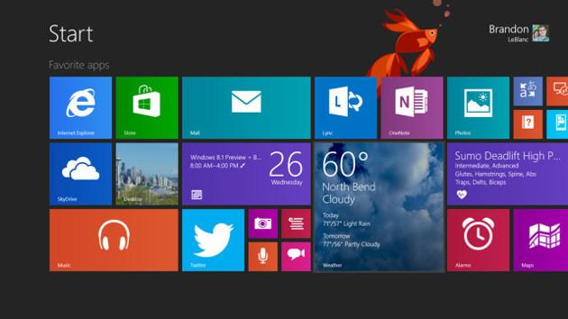 windows 8.1 system aktualizacja premiera 18 październik