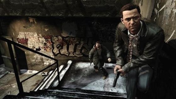 Max Payne 3 gra bohater