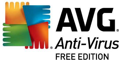 darmowy antywirus do pobrania avg free anti-virus logo