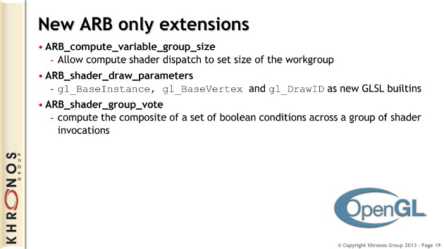 opengl 4.4 specyfikacja api arb compute variable