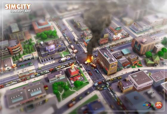 SimCity - zapowiedziano Sim City 5