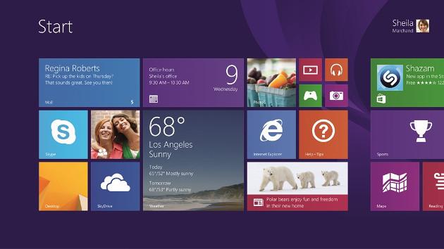windows 8.1 premiera system aktualizacja nowości ekran start