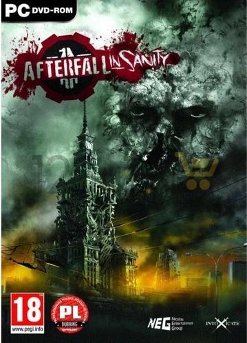 afterfall: insanity edycja roszerzona steam greenlight okładka