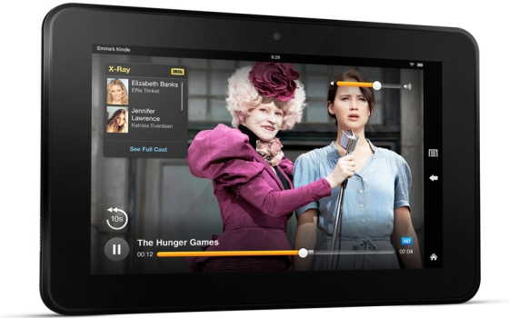 Amazon Kindle Fire HD 8.9 tablet