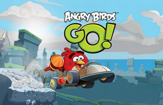 Angry Birds Go! gra premiera