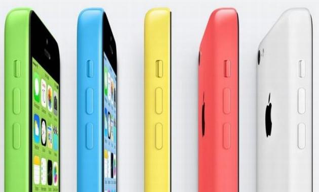 Apple iPhone 5C sprzedaje się słabo