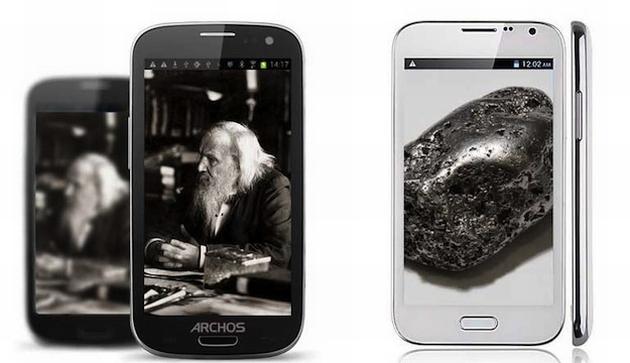 Archos smartfon Android
