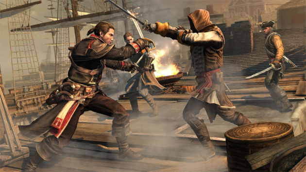 Assassin's Creed: Rogue gra
