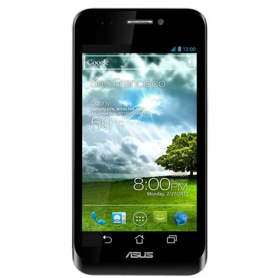Asus PadFone smartfon przód