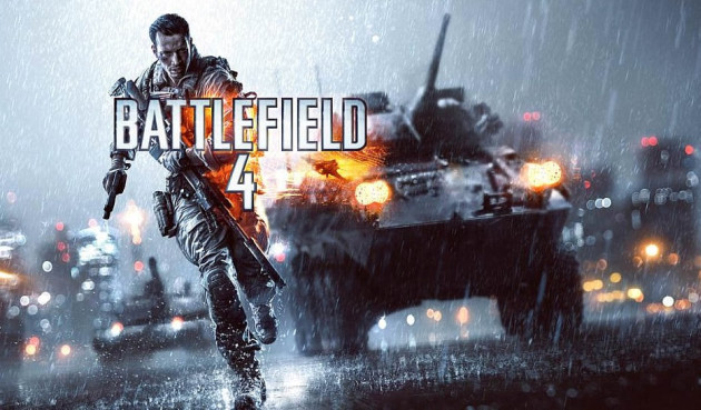 Battlefield 4 gra multiplayer
