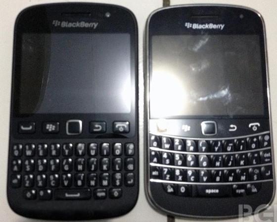 blackberry 9720 i 9700 smartfon wygląd
