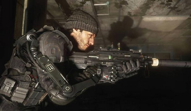 Call of Duty: Advanced Warfare broń