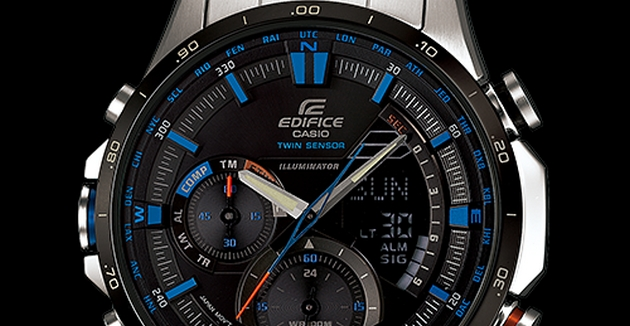 9c2b9b77bcf Casio EDIFICE ERA300  inteligentne zegarki