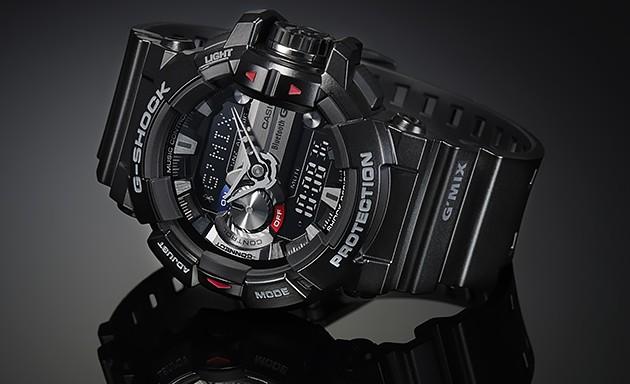 59d15ca9819946 Casio G-Shock GBA-400: muzyczny zegarek z Bluetooth