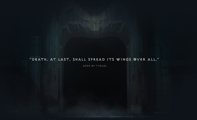 diablo iii dodatek reaper of souls napis księga tyraela