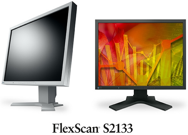 EIZO FlexScan S2133 monitor wygląd