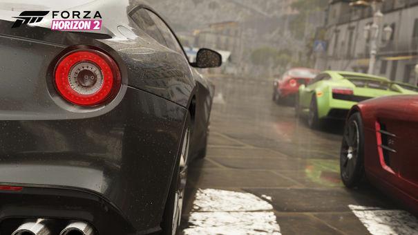 Forza Horizon 2 gra deszcz