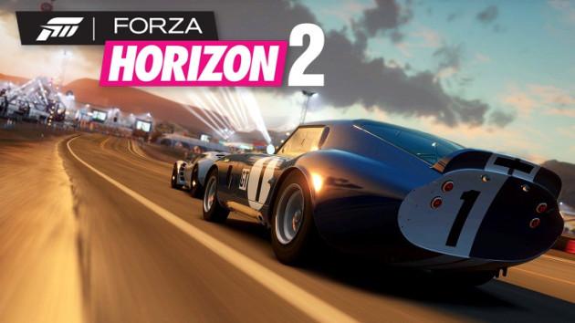 Forza Horizon 2 gra