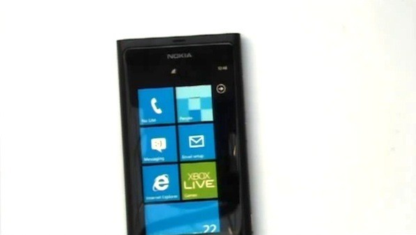 Smartfon Nokia Sea Ray