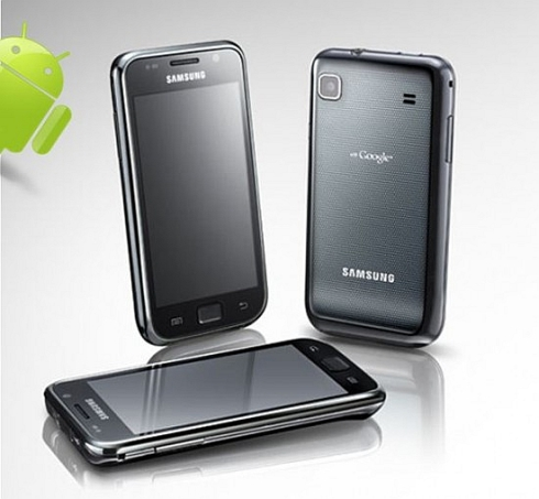 Smartfon Samsung Galaxy S Plus Android
