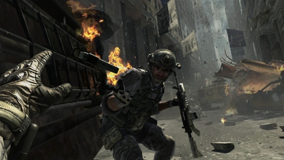 Call of Duty: Modern Warfare 3 - walka