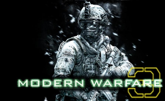 gra Call of Duty: Modern Warfare 3 logo