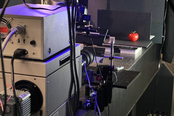MIT superszybka kamera