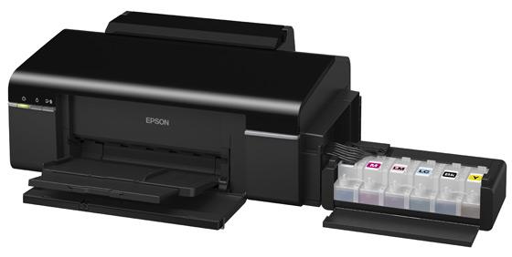 drukarka Epson L800 pojemniki