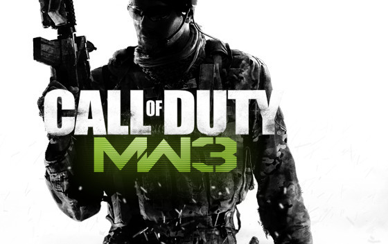 Call of Duty: Modern Warfare 3 logo gry