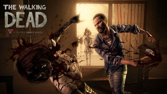 The Walking Dead: Gra gameplay
