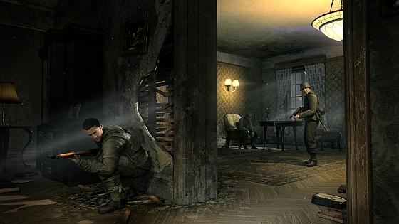 Sniper Elite V2 gra snajpier w akcji