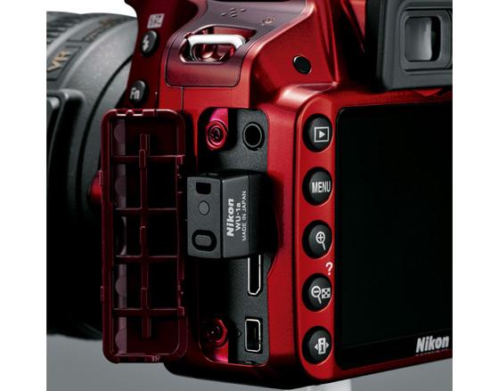 Nikon D3200 adapter bezprzewodowy WU-1a