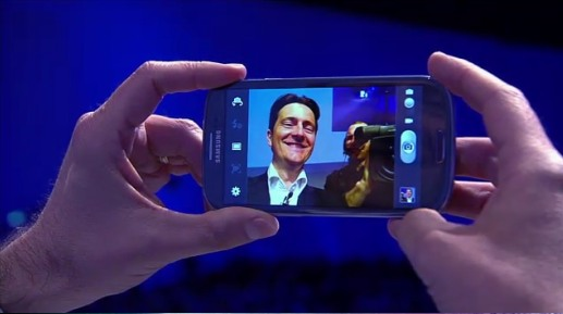 Samsung Galaxy S III 3 premiera smartfona aparat