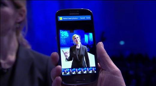 Samsung Galaxy S III 3 premiera smartfona aparat funkcje