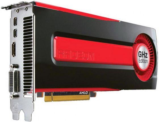 AMD Radeon HD 7950 GHz Edition karta graficzna nieoficjalne zdjęcie