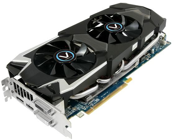 Sapphire Radeon HD 7970 3GB Vapor-X Edition karta graficzna zdjęcie
